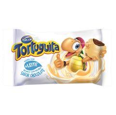 Chocolate Arcor Tortuguita Chocolate Branco 18g