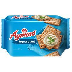 Biscoito Aymoré Água e Sal Multipack