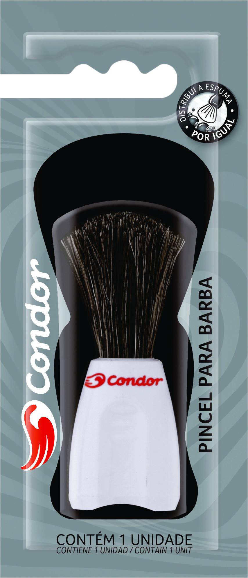 Pincel Condor para Barbear
