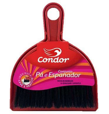 Pá e Espanador Condor Conjunto