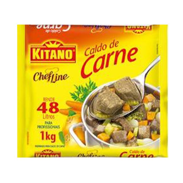 Caldo em Pó Kitano de Carne