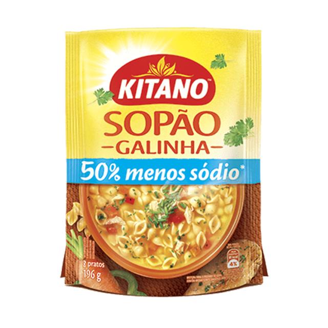 Sopão Kitano Galinha