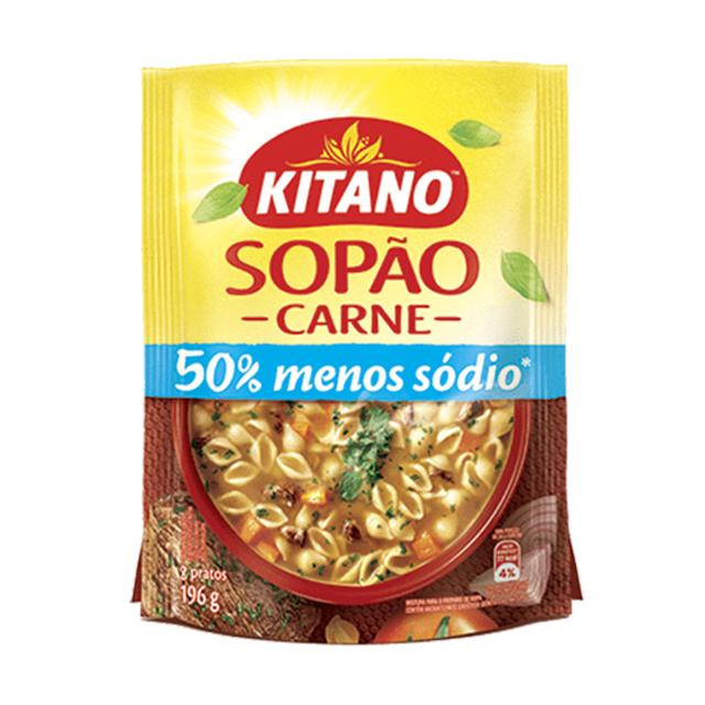 Sopão Kitano Carne