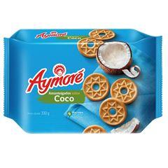 Biscoito Aymoré Amanteigado Coco