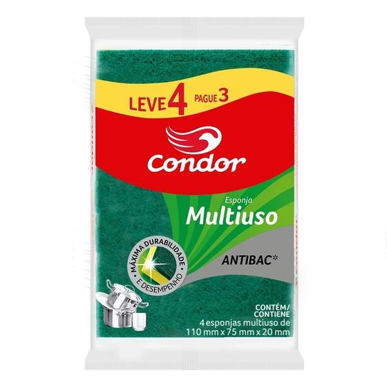 Esponja Condor Multiuso L4P3