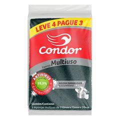 Esponja Condor Multiuso L4P3.REF 1539