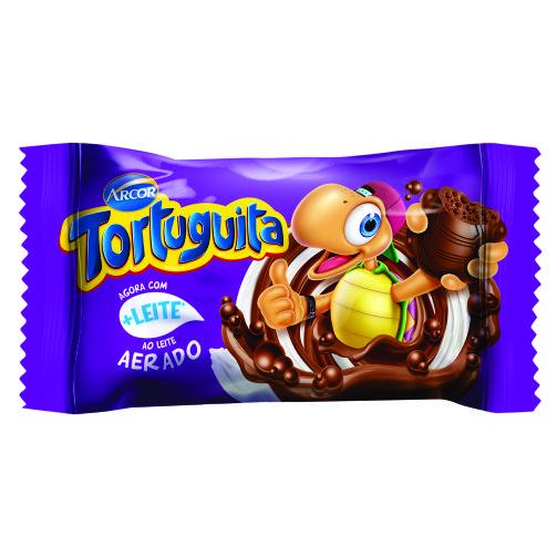 Chocolate Arcor Tortuguita Aerado 14g