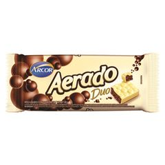 Chocolate Arcor Aerado Duo 30g