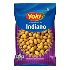Amendoim Yoki Tipo Indiano