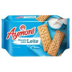 Biscoito Aymoré Leite Multipack