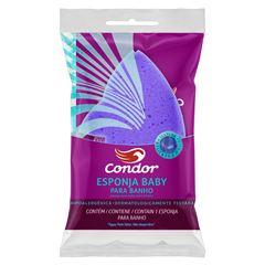 Esponja Condor para Banho Infantil Baby.REF 8303