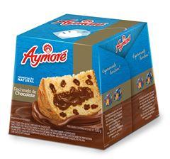 Aymore Panetone Recheado Chocolate