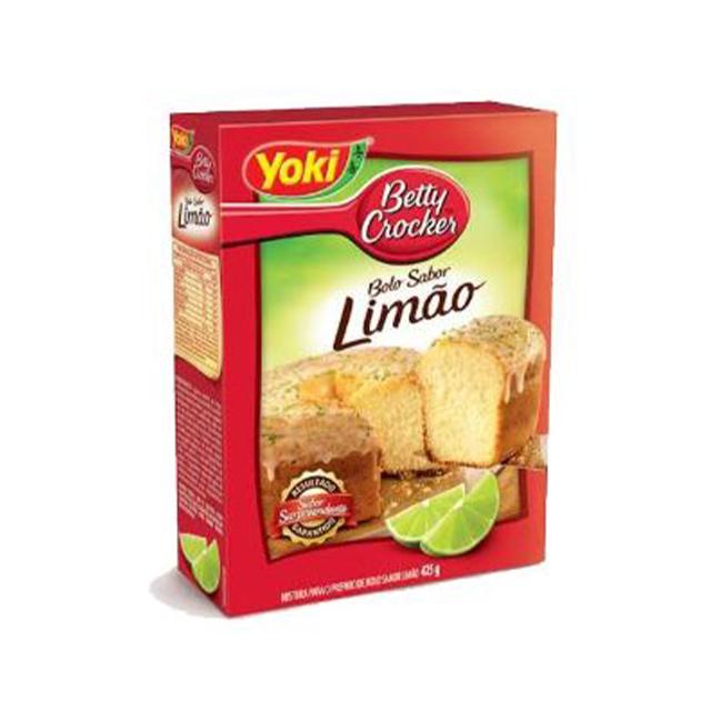 Mistura Yoki para Bolo Limão