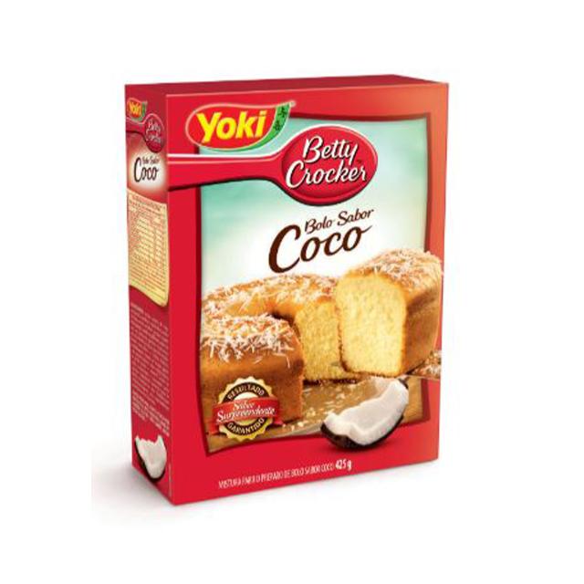 Mistura Yoki para Bolo Coco