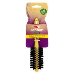Escova Condor Eco para Escovar Cabelos Curtos e Lisos.REF 6807