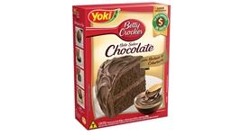 Mistura Yoki para Bolo Chocolate Premium