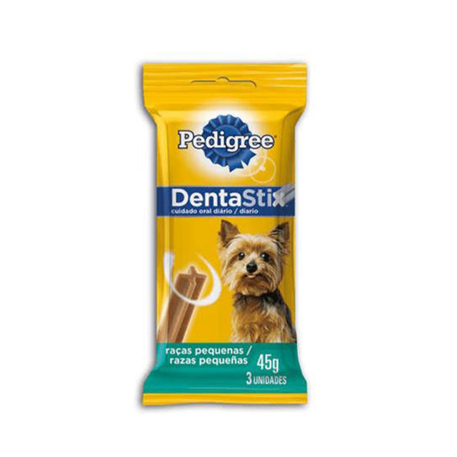 Dentastix Pedigree Raças Pequena 3Sticks