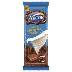 Chocolate Barra Arcor ao Leite 50g