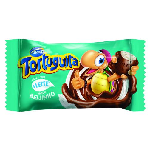 Chocolate Arcor Tortuguita Beijinho 17,5g