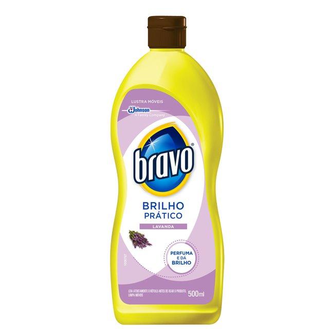 Bravo Lustra Móveis Bilho Prático Lavanda