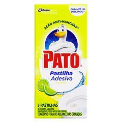 Detergente Sanitário Pato Pastilha Adesiva Citrus