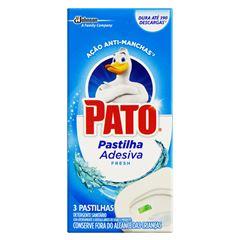 Detergente Sanitário Pato Pastilha Adesiva Fresh