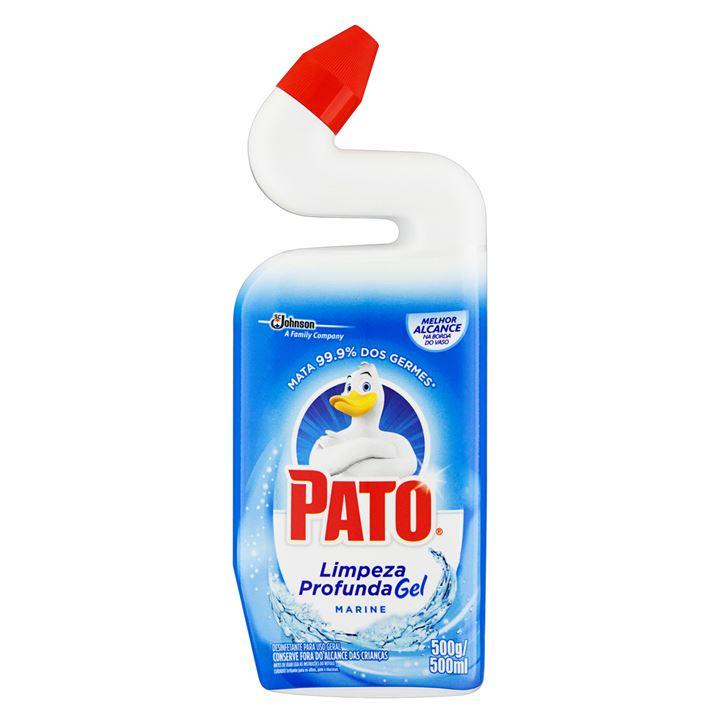Limpador Sanitário Pato Gel Marine