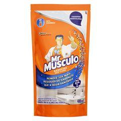 Limpador de Banheio Mr Musculo Pouche Refil