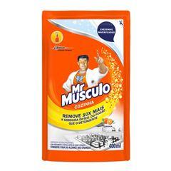 Limpador para Cozinha Mr Musculo Laranja Refil