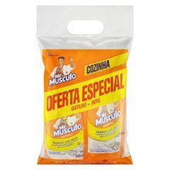 Limpador para Cozinha Mr Musculo Gatilho + Refil
