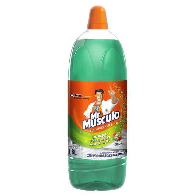 Limpador Perfumando Mr Musculo Manhã do Campo