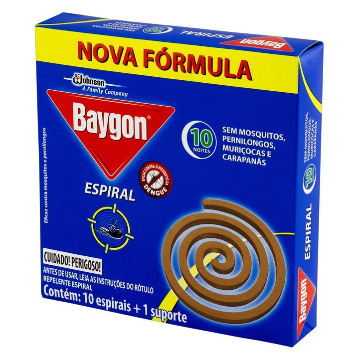 Inseticida Baygon Espiral