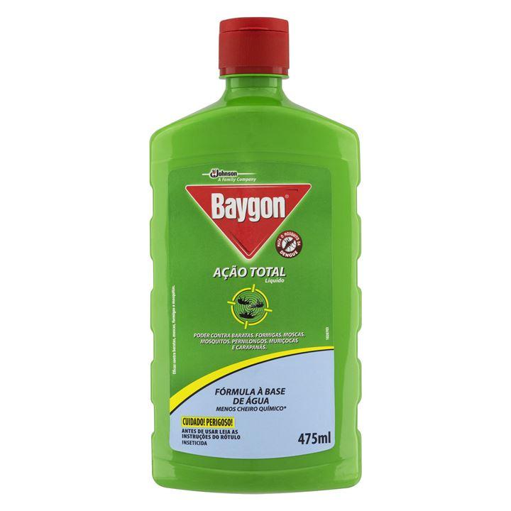Inseticida Baygon Ação Total Base Água Líquido