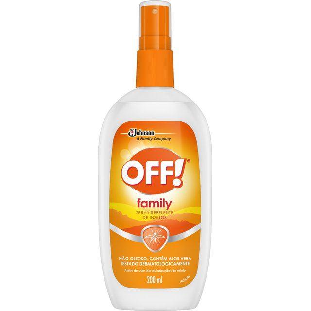 Repelente Off! Family Spray