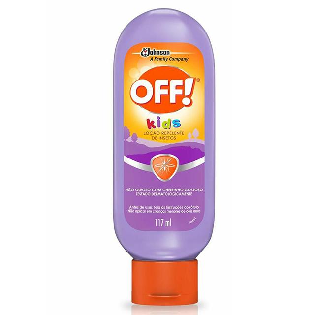 Repelente Off! Kids Loção