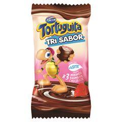 Chocolate Arcor Tortuguita Napolitano 18g