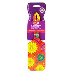 Escova Condor para Cabelo Fashion Retangular.REF 6893