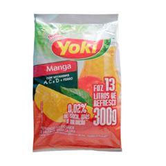 Refresco em Pó Yoki Sabor Manga