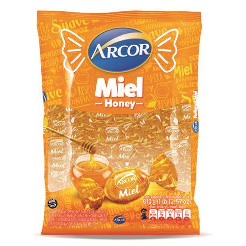 Bala Recheada Arcor Mel
