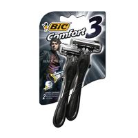 Barbeador Bic Comfort 3 Black Night