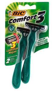 Barbeador Bic Comfort 3 Sensivel Flex