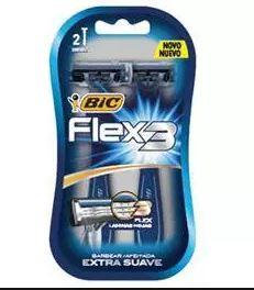 Barbeador Bic Flex 3 Extra Suave
