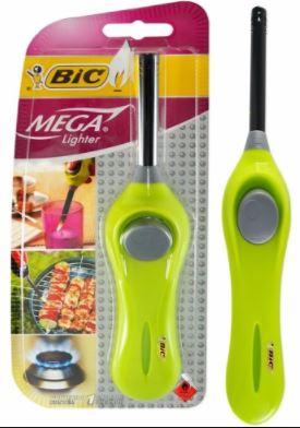 Acendedor Bic Multiuso Mega Lighter