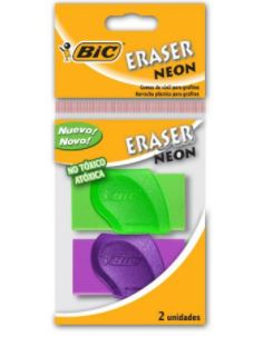 Borracha Bic Branca Eraser