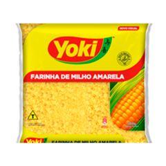 Farinha de Milho Amarela Yoki