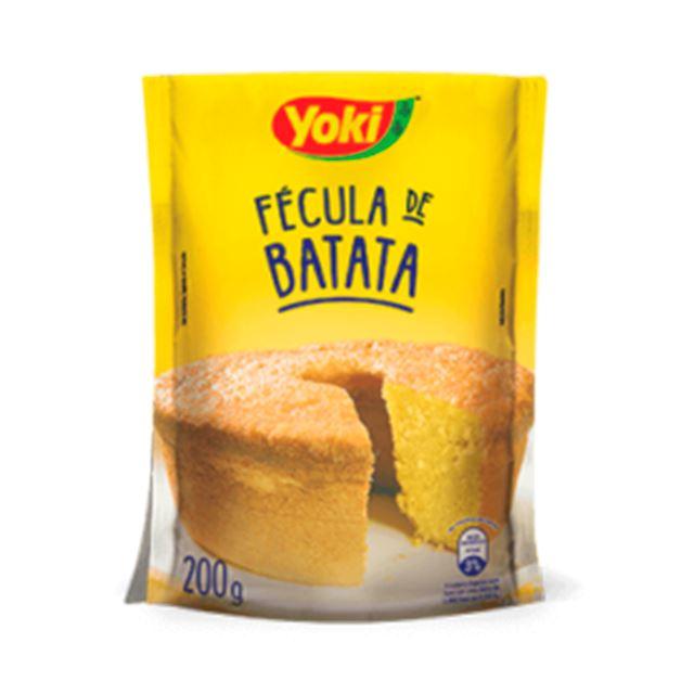 Fecula Yoki de Batata