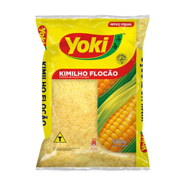 Flocão Yoki de Milho Kimilho