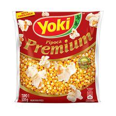 Milho para Pipoca Yoki Premium
