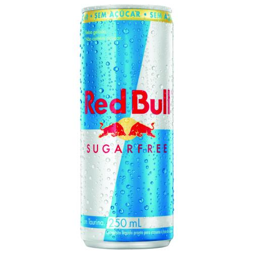 Red Bull Suggar Free 250ML