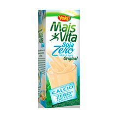 Bebida de Soja Yoki Mais Vita Sabor Original Zero Baunilha